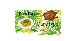 LOGO ร้าน Rice Deep Many Type
