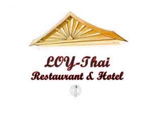 LOGO ร้าน Loy-Thai Restaurant & Hotel