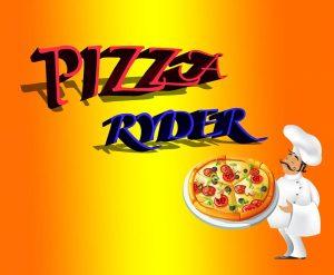 LOGO ร้าน Pizza Ryder
